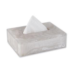 porta lenço de resina